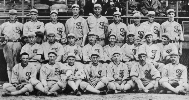 the black sox trial an account