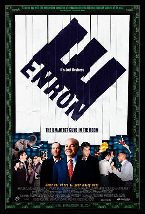 enron downfall