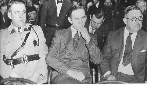 Lindbergh Hauptmann Trial