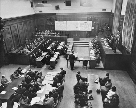an overview of the infamous trials at nuremberg Overview of judgment at nuremberg, 1961, directed by stanley kramer, with spencer tracy, burt lancaster, richard widmark, at turner classic movies.