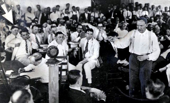 h l mencken s reports from the scopes trial darrowscopestrial