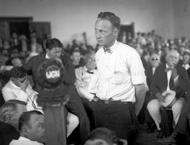 Biographies of Key Figures in the Scopes Trial and the ...