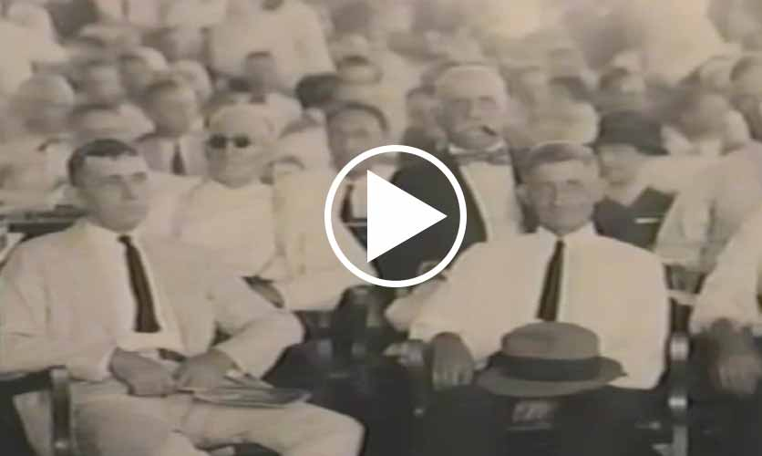 Tennessee Vs. John Scopes: The Monkey Trial