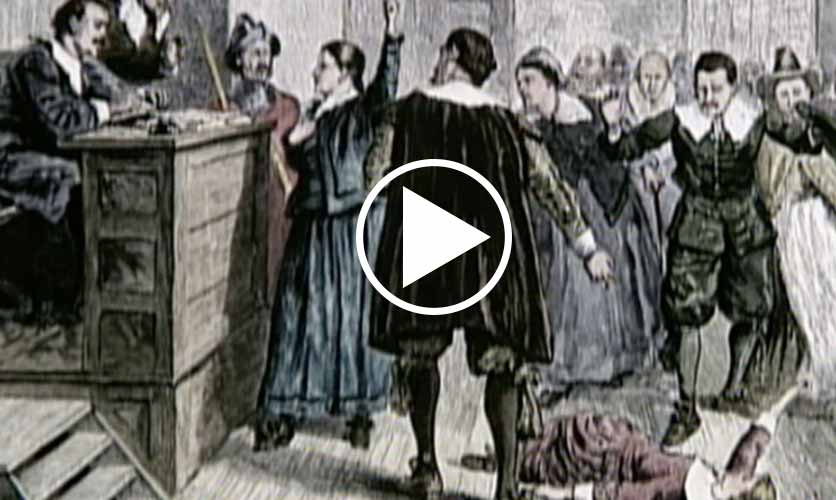 the story of the salem witch trials in massachusetts in 1692